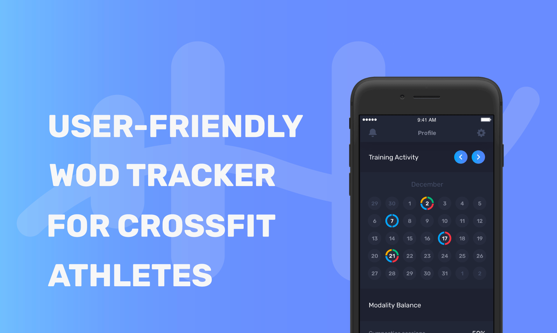 HeroSnatch - User-friendly workout tracker for CrossFit athletes