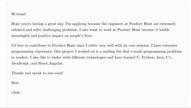Cover Letter Generator - Quickly generate cover letters with ...
