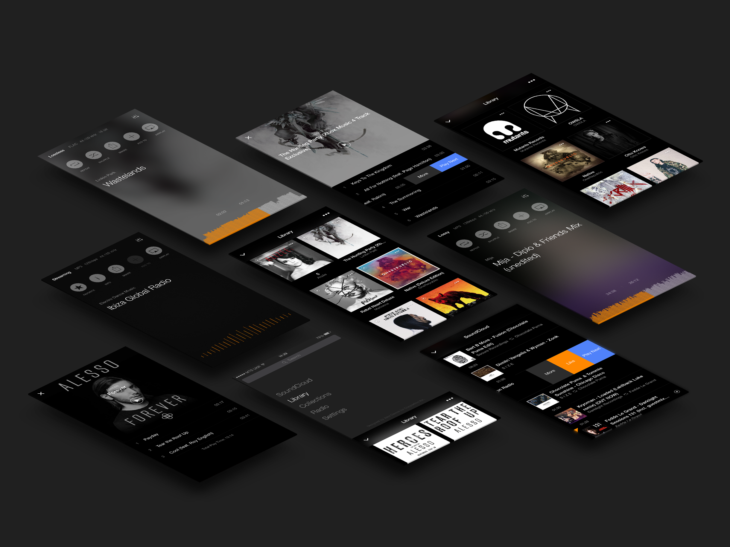 VOX for iOS - The #1 music player for Mac, now on your