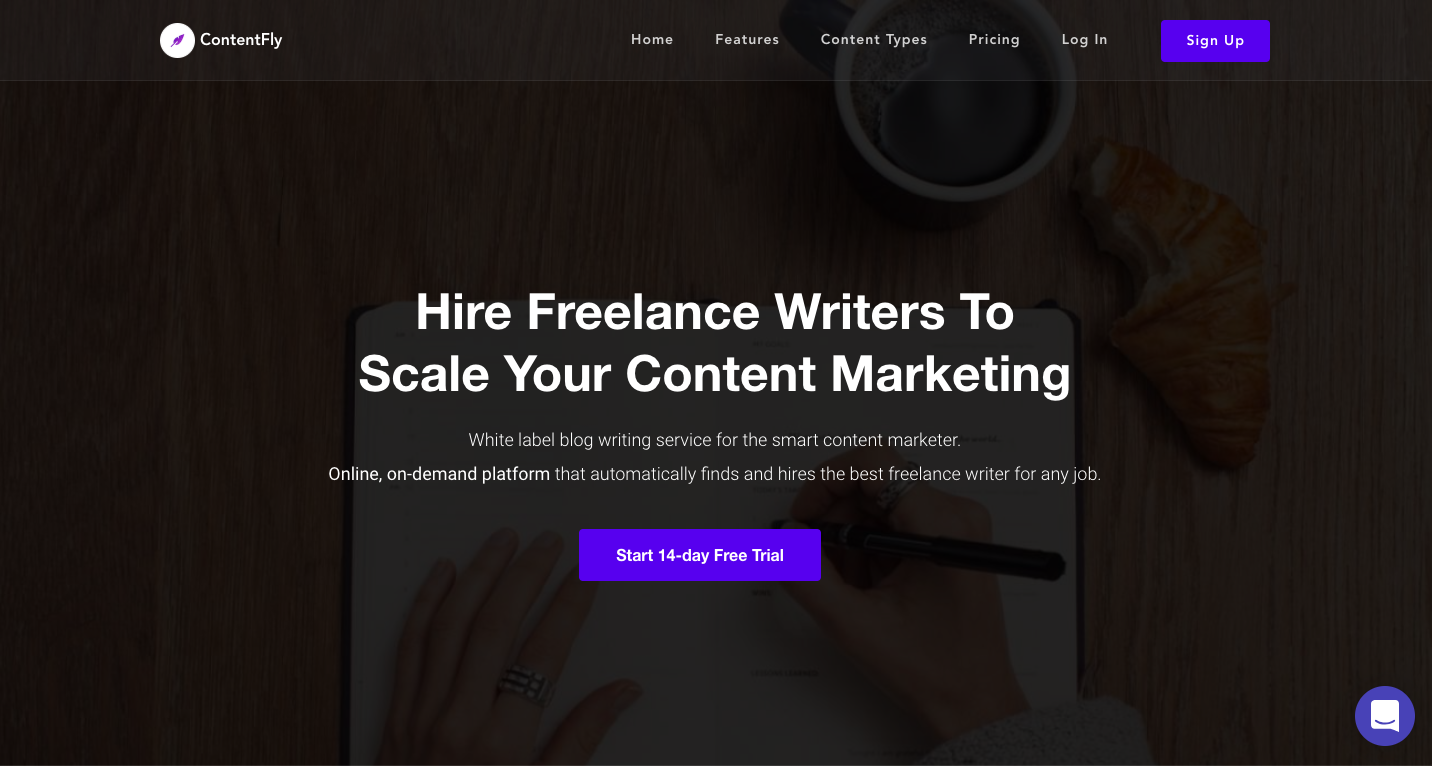 ContentFly 2.0 - Hire a writer for your business for only $250/mo