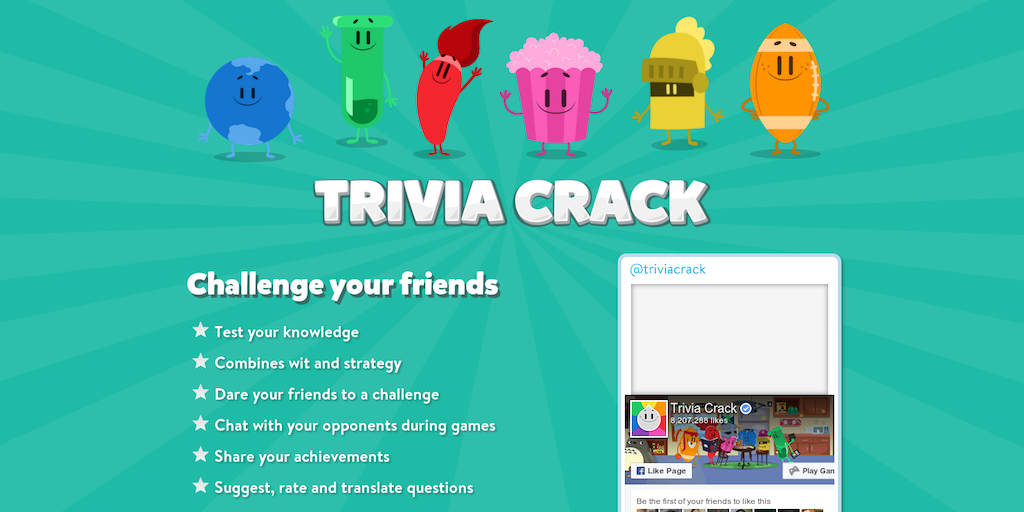 Trivia Crack - The game that defined the 2014 holiday season