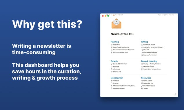 Newsletter Operating System Gallery Image 2