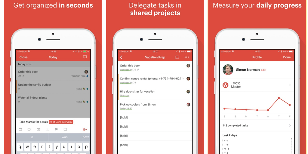 Todoist - Organize your life Then go enjoy it | Product Hunt