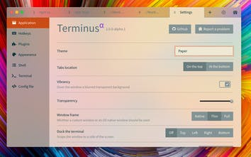 Terminus - A terminal for a more modern age | Product Hunt