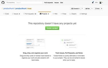 GitHub Projects - GitHub takes on Trello with new project