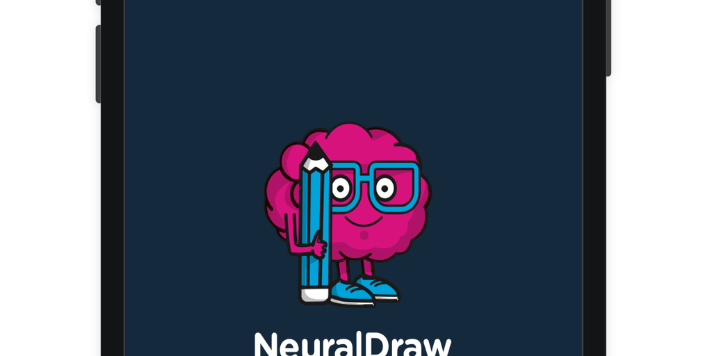 NeuralDraw - The AI doodle game you can play on your