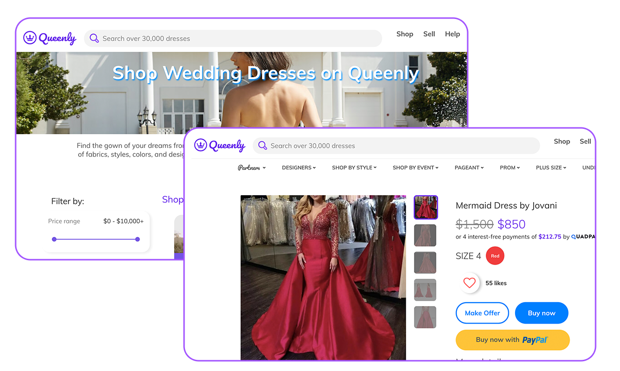 Queenly Product Hunt Image