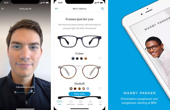 Glasses by Warby Parker - Product Hunt