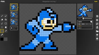 Piskel - Pixel art and animated sprites | Product Hunt