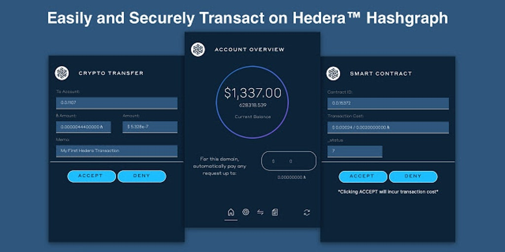 Composer - Brings Hedera Hashgraph to your browser | Product Hunt