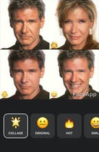 FaceApp - Transform your face using AI in just one tap