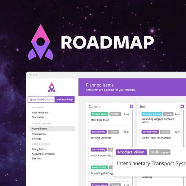 roadmap product hunt