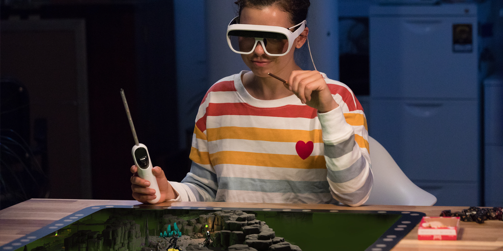 Tilt Five - Holographic Tabletop Gaming | Product Hunt