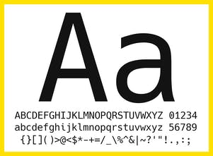 Hack - A typeface designed for source code | Product Hunt
