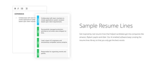 My Resume Format - Make a professional resume in five minutes ...