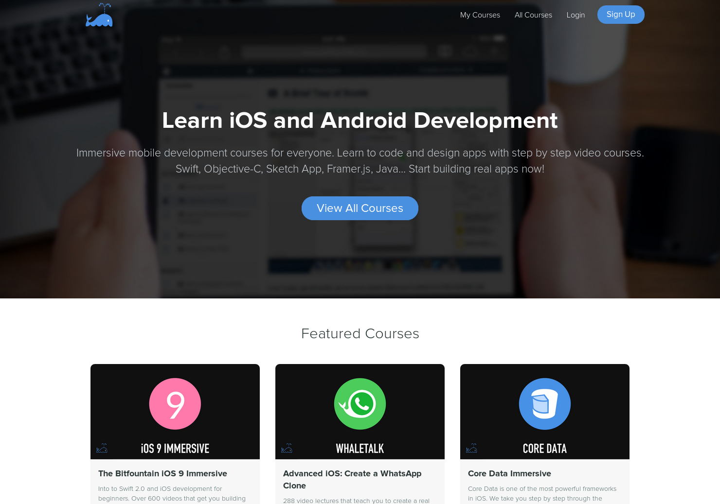 The Complete iOS 8 Course - Learn by Building 14 Different Apps in