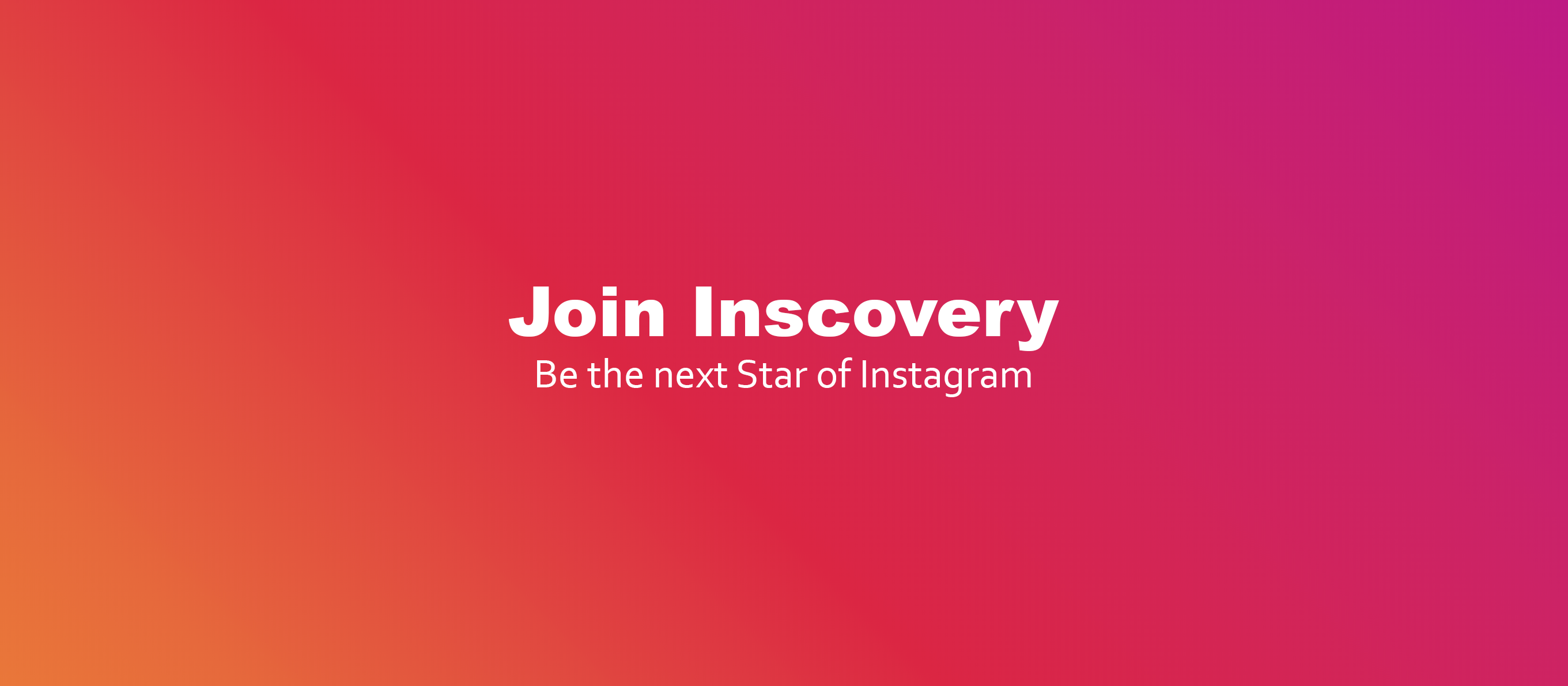 Inscovery - Discover unique Instagram users that share your interests