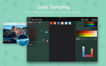 Gamut - A color palette editor for Mac | Product Hunt