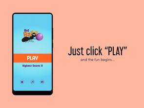 Ant Balls - Simple and fun Android game created with Unity