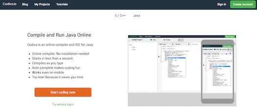 Codiva - Online compiler & IDE that developers love