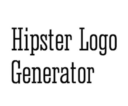 Hipster logo generator product hunt for Hipster logo generator