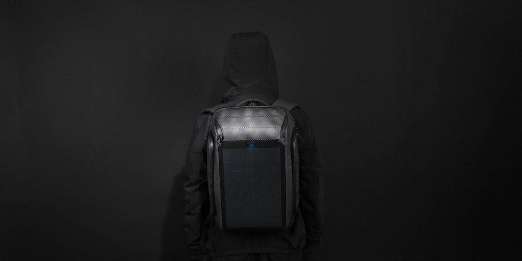 Beam Backpack Solar Power Backpack ☀️⚡️ Product Hunt