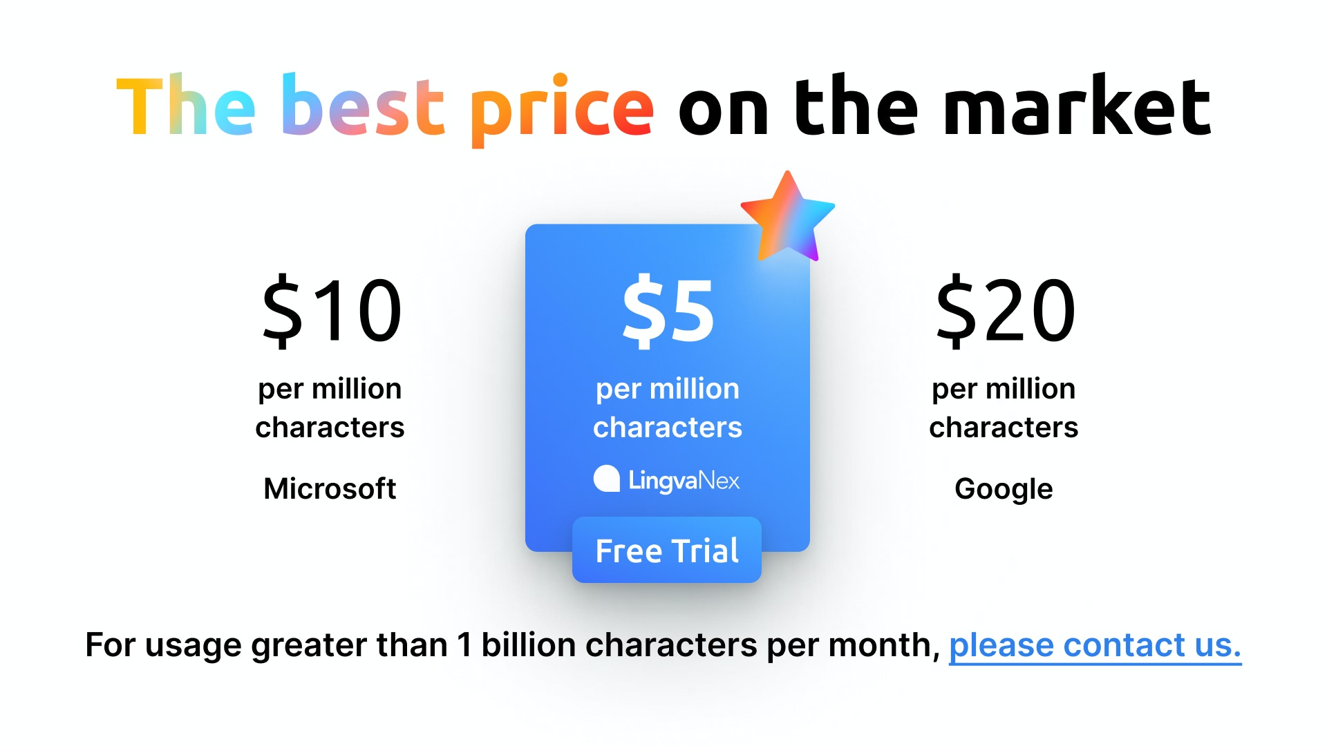 Machine Translation by Lingvanex Product Hunt Image