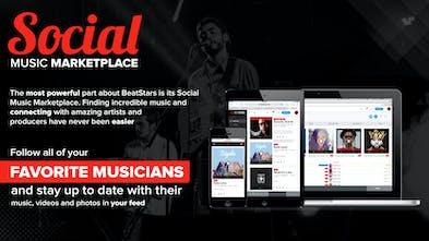 BeatStars - BeatStars is a social music marketplace
