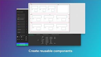 ReacType - Prototyping Tool Exporting React / Typescript