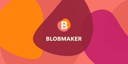 Blobmaker - Create organic svg shapes in just a few seconds