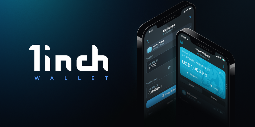 1inch - DeFi Wallet - A user‑friendly entry point to DeFi | Product Hunt