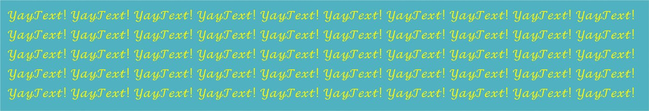 YayText! - 𝓢𝓾𝓹𝓮𝓻 𝓬𝓸𝓸𝓵 𝓾𝓷𝓲𝓬𝓸𝓭𝓮 𝓽𝓮𝔁𝓽
