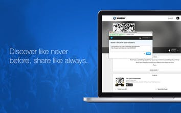 Shazam for Mac - Listens and identifies music in the
