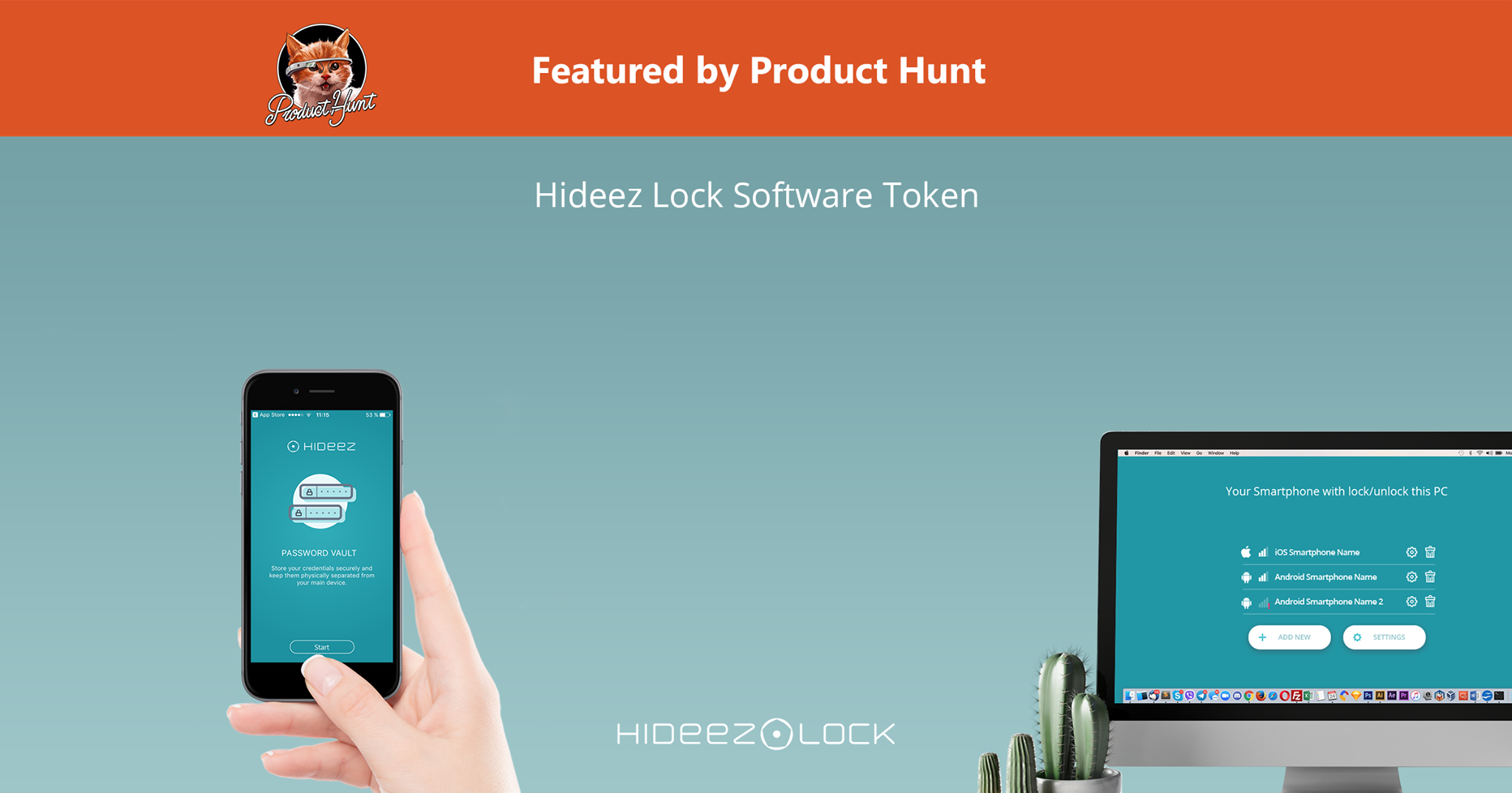 Hideez Lock Software Security Token