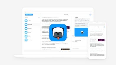 Enjoyable Chatdog Fun Chat Rooms And Subreddit Chats Product Hunt Home Remodeling Inspirations Basidirectenergyitoicom