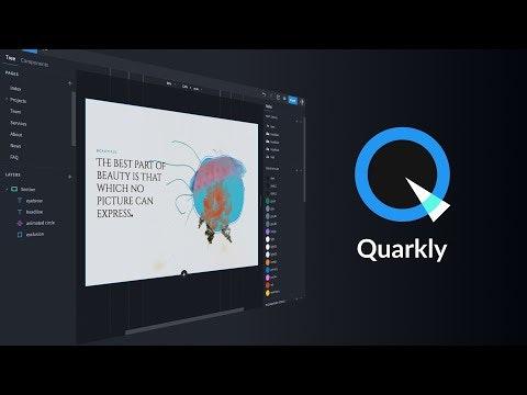 Quarkly Product Hunt Image