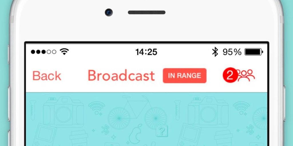 Bridgefy - Offline messaging app to communicate with