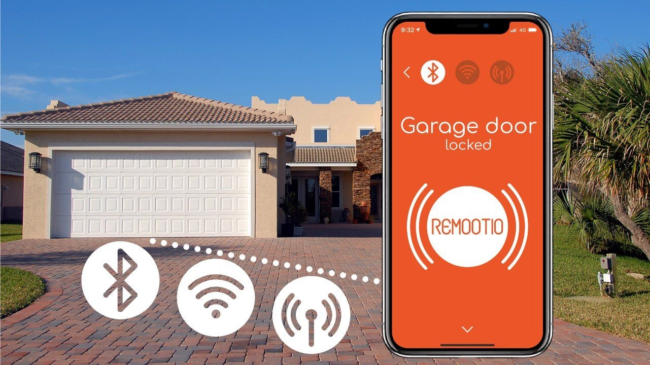 Remootio - Make your gates & garage doors smart with Bluetooth & Wi-Fi