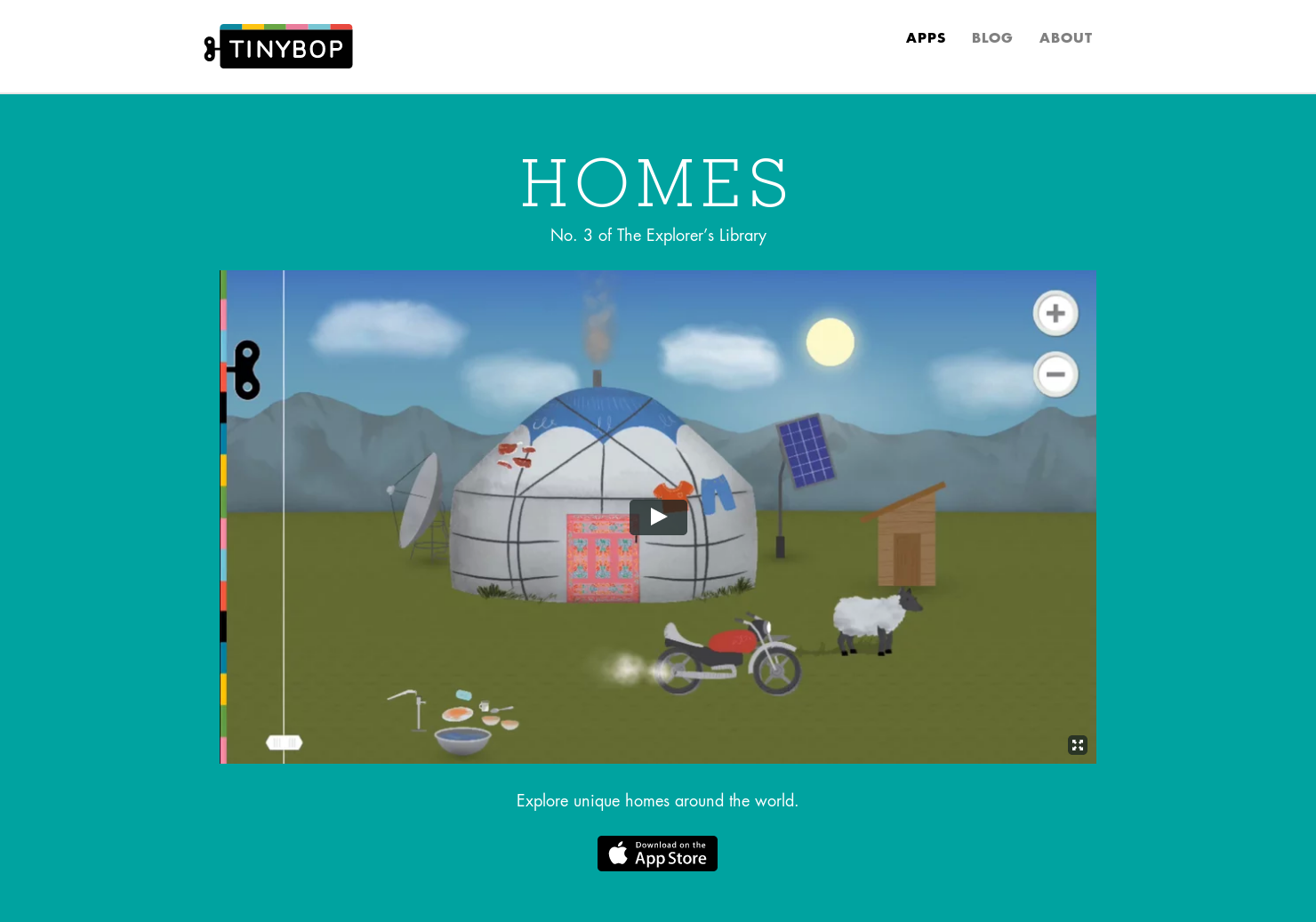 Homes By Tinybop Explore Unique Homes Around The World For Kids