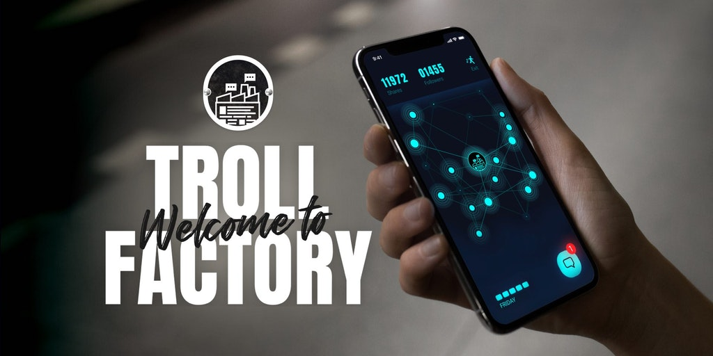 Troll Factory - Online game teaching you how fake news is spread - and why | Product Hunt