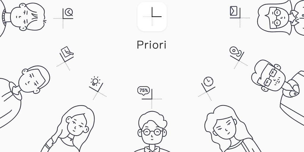 Priori - Simple and effective time management App 🐤 | Product Hunt