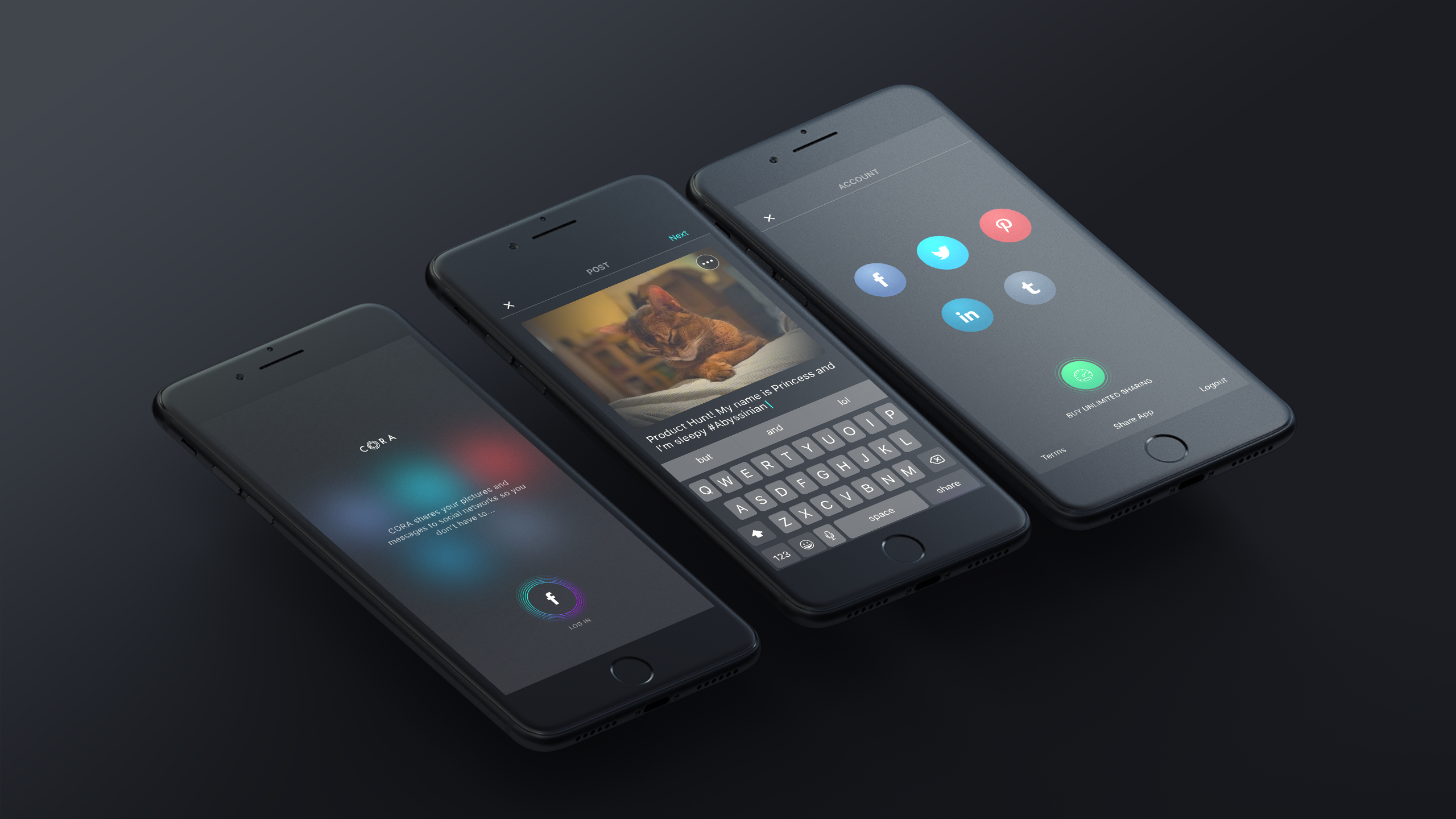 CORA for iOS