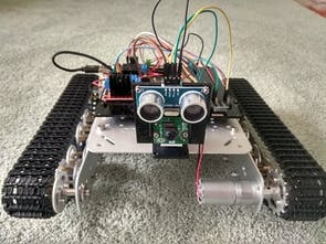 PiTanq - PiTanq is a robot-tank to learn self-driving | Product Hunt