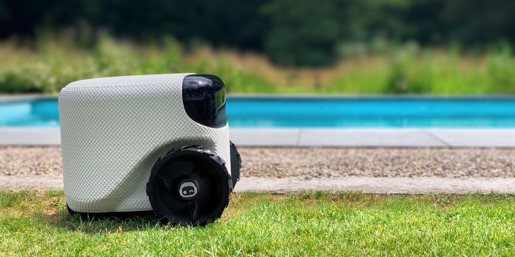 Toadi - Autonomous robot mower powered by AI   Product Hunt