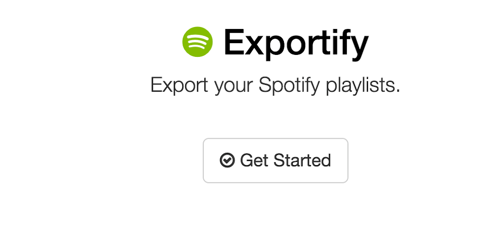Exportify - Export your playlists from Spotify | Product Hunt