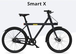 VanMoof Smart Series - Smart city bikes with big personality