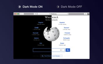 Dark Mode for Safari - Safari is now ready for the new macOS Mojave