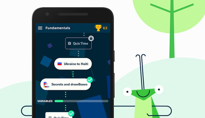 NEW from Google: A coding app for beginners 📱 | Product Hunt