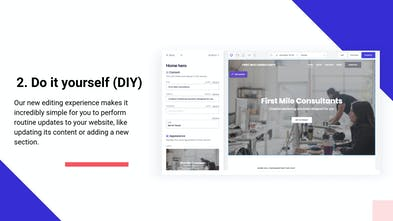B12 Website Editor 2 0 - Simple to use, AI powered website builder
