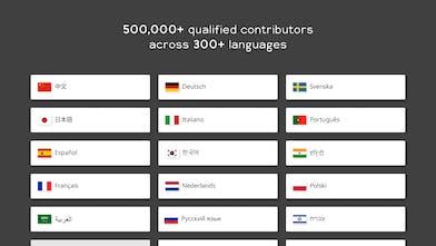 Lionbridge AI - Data for machine learning in 300+ languages